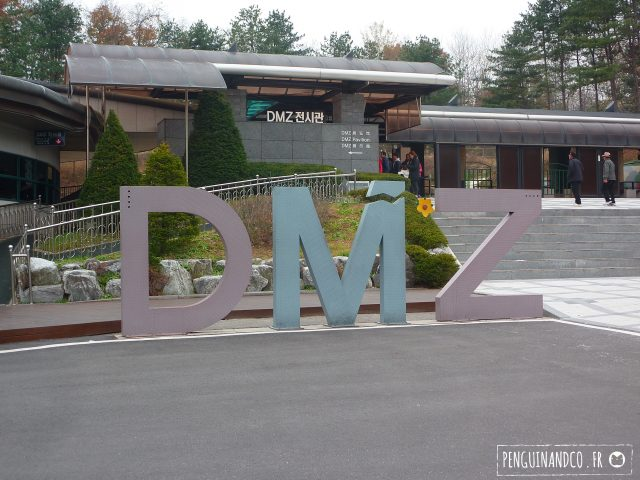 DMZ – North Korea