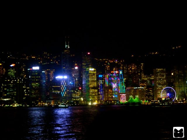 香港 – Hong Kong by Night