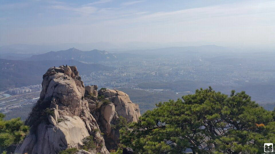 북한산국립공원 – Bukhansan National Park 1/3